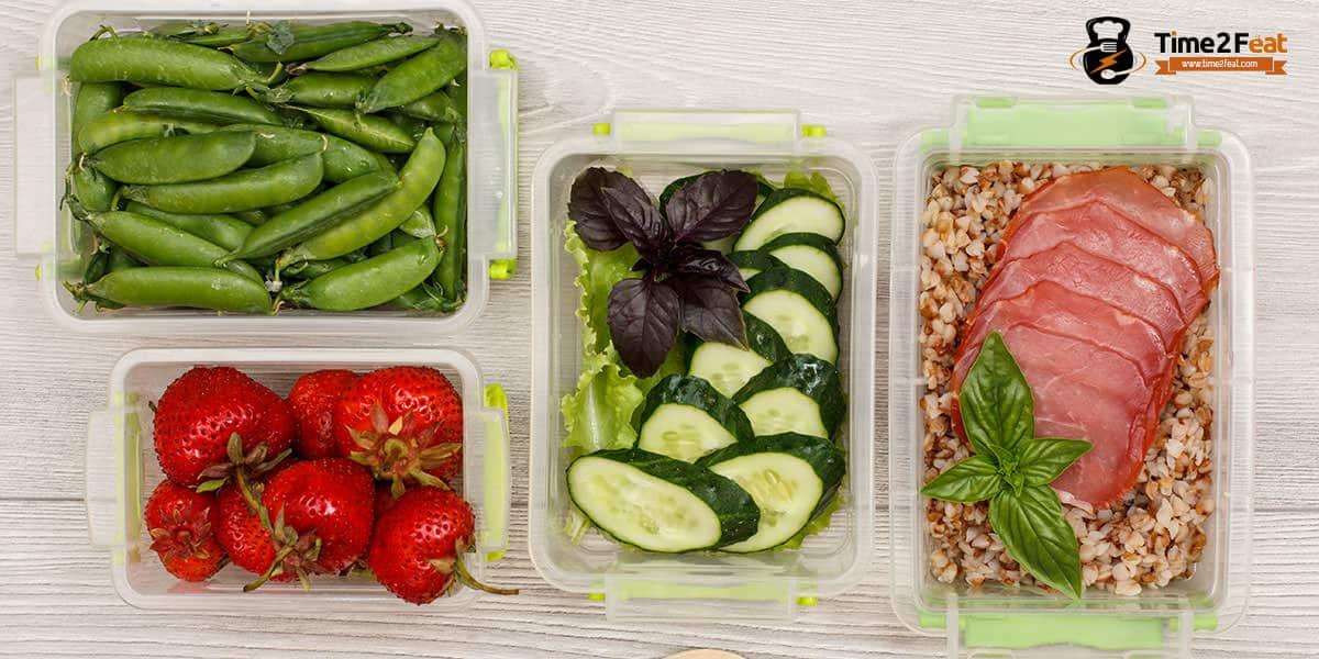 batch cooking planificar comidas saludables pasos consejos