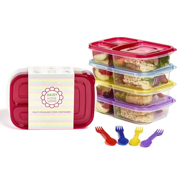 mejores accesorios batch cooking tappers trabajo lunchbox