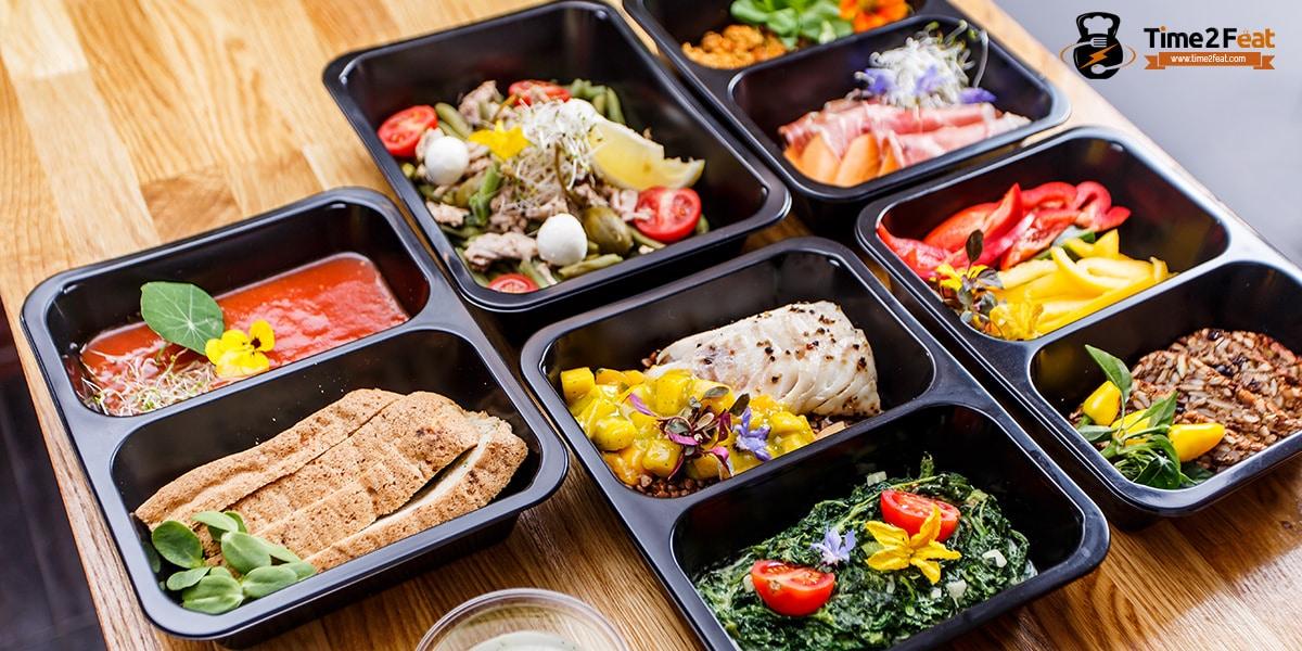 comida saludable tuppers dieta domicilio