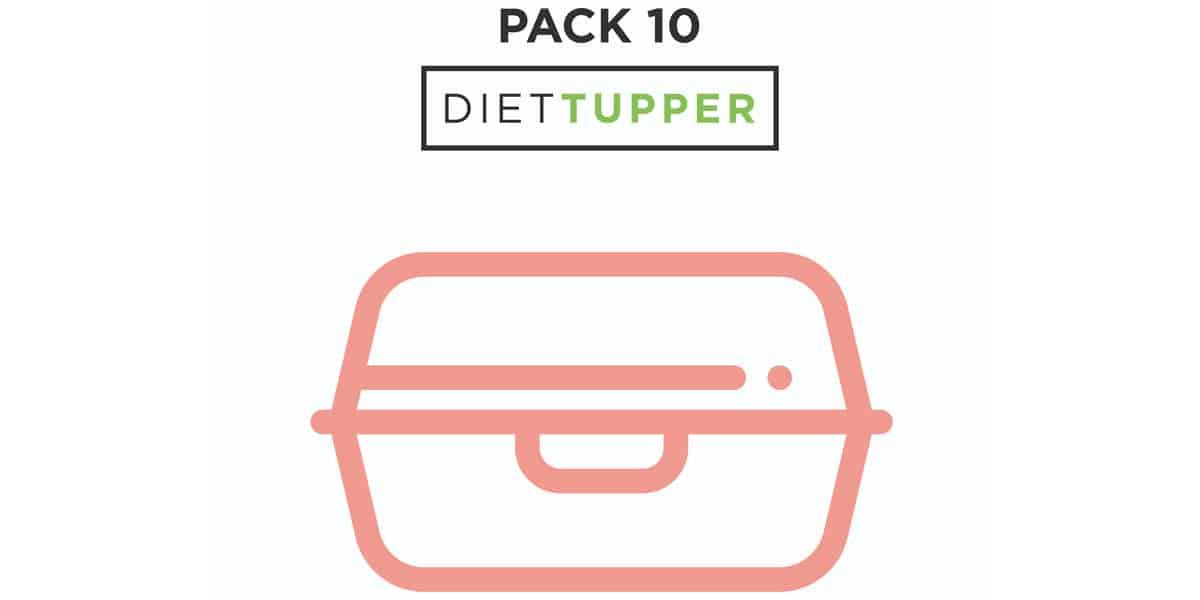 comida saludable tuppers dieta domicilio diettupper