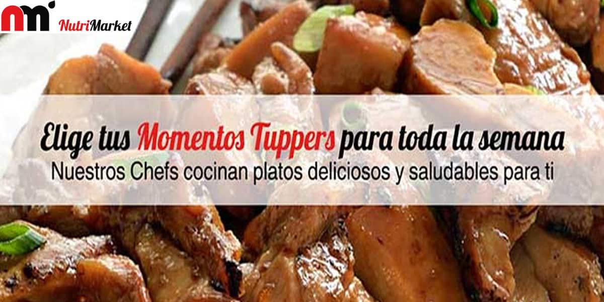 comida saludable tuppers dieta domicilio nutrimarket