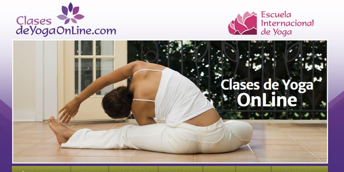 mejor gimnasio online gym virtual entrenar en casa clases de yoga online