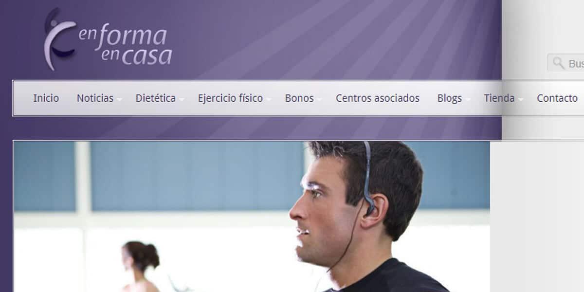 mejor gimnasio online gym virtual entrenar en casa en forma en casa