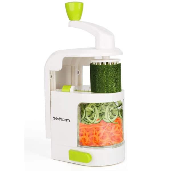 mejores utensilios accesorios cocina saludable espiralizador verduras