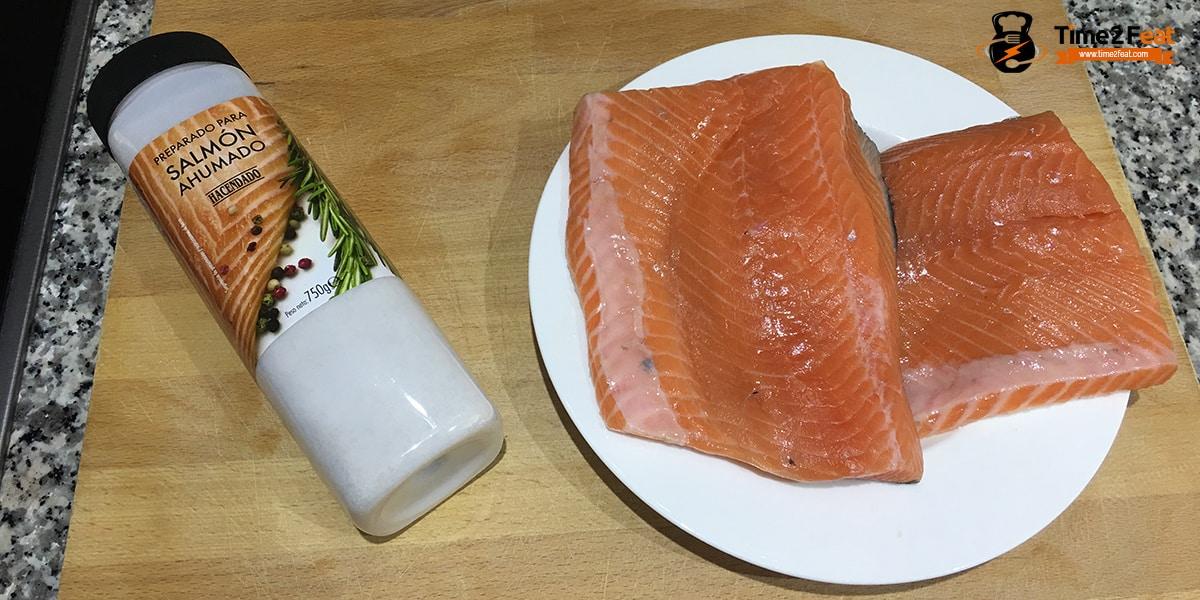 receta salmon ahumado casero facil rapido saludable