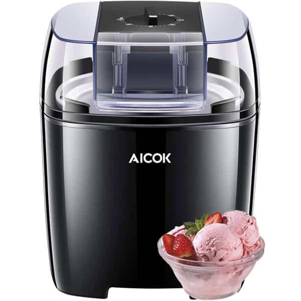mejores heladeras hacer helados en casa saludables aicok