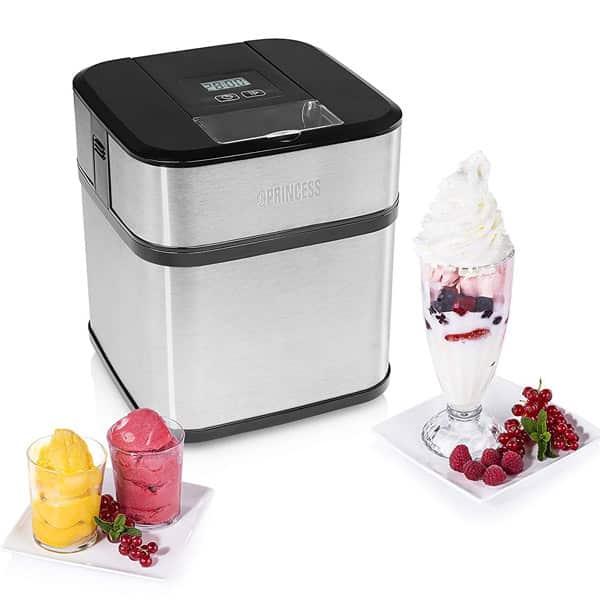mejores heladeras hacer helados en casa saludables princess