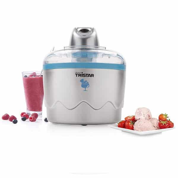 mejores heladeras hacer helados en casa saludables tristar