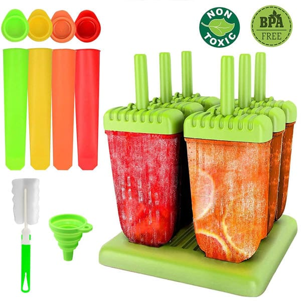 mejores moldes helados polos pack killow