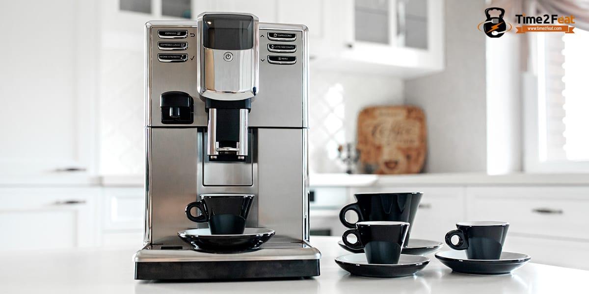 mejores cafeteras maquina express automatica