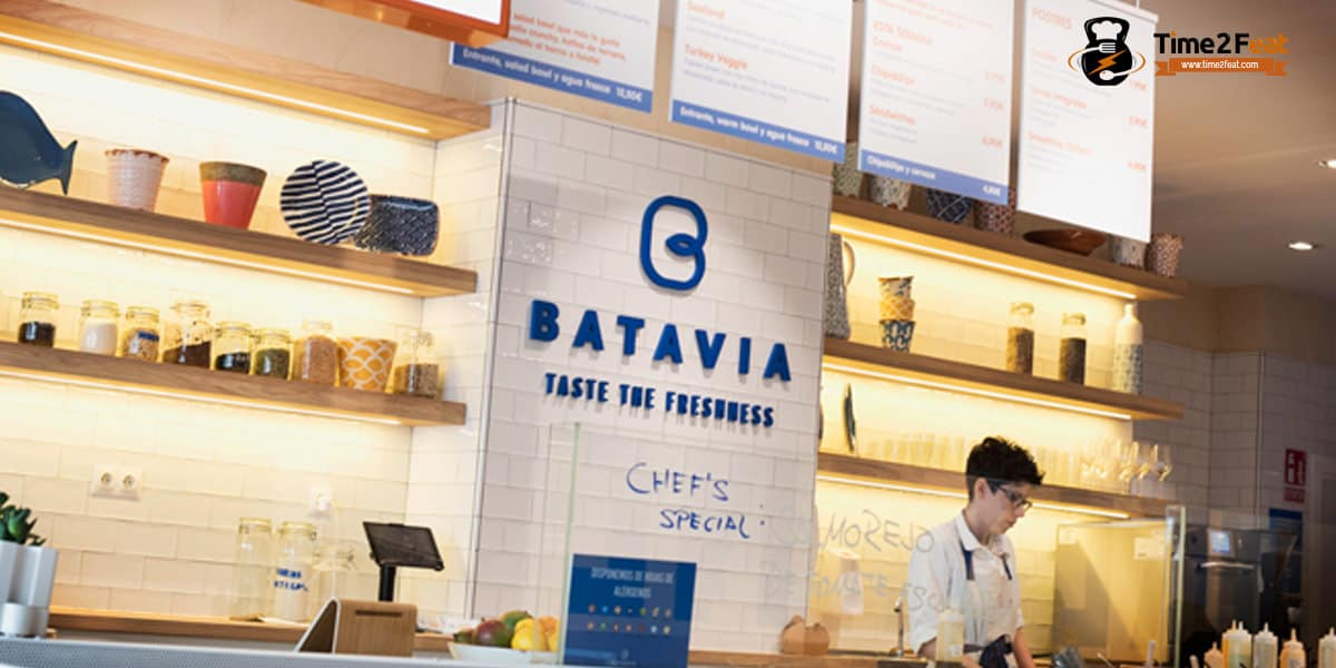 restaurantes saludables madrid batavia