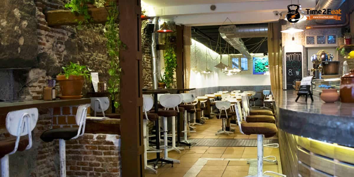 restaurantes saludables madrid laencomienda
