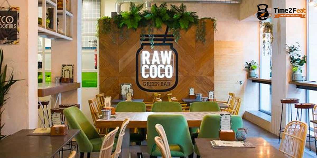 restaurantes saludables madrid rawcoco