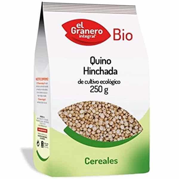 comprar quinoa propiedades beneficios preparacion quinoa hinchada ecologica el granero integral
