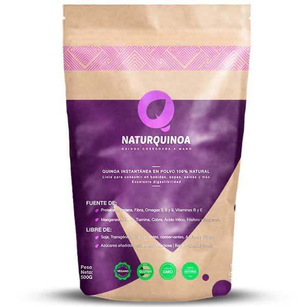 comprar quinoa propiedades beneficios preparacion quinoa polvo naturquinoa