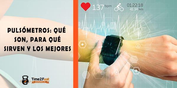 pulsometros deporte ejercicio mejores