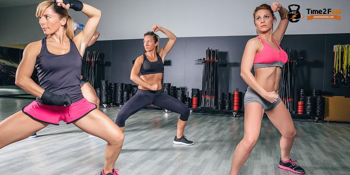 mejores clases colectivas gimnasio en grupo ejercicio entrenamiento efectivas aerobox