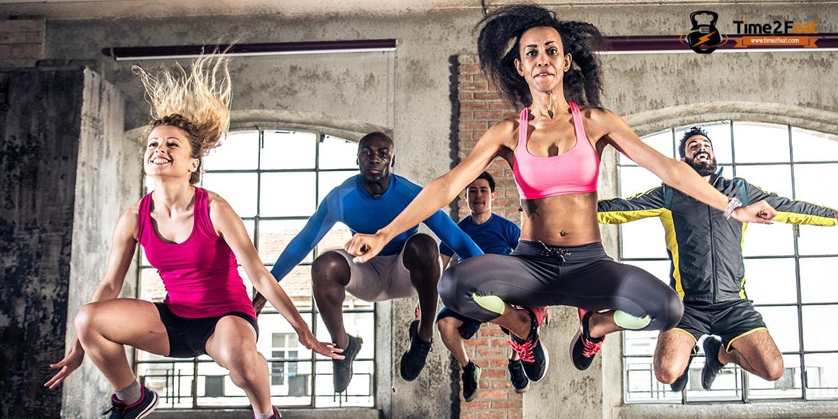 mejores clases colectivas gimnasio en grupo ejercicio entrenamiento efectivas bodyattack