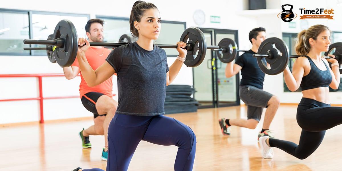 mejores clases colectivas gimnasio en grupo ejercicio entrenamiento efectivas bodypump