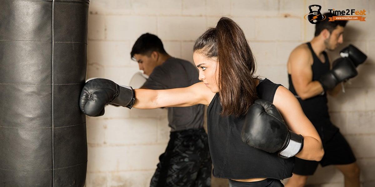 mejores clases colectivas gimnasio en grupo ejercicio entrenamiento efectivas boxeo