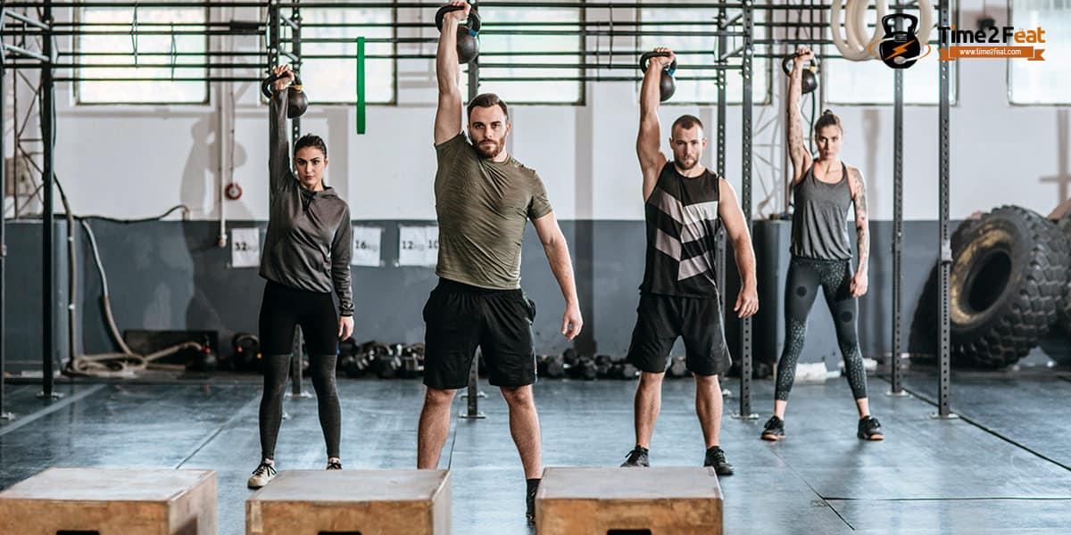 mejores clases colectivas gimnasio en grupo ejercicio entrenamiento efectivas crossfit