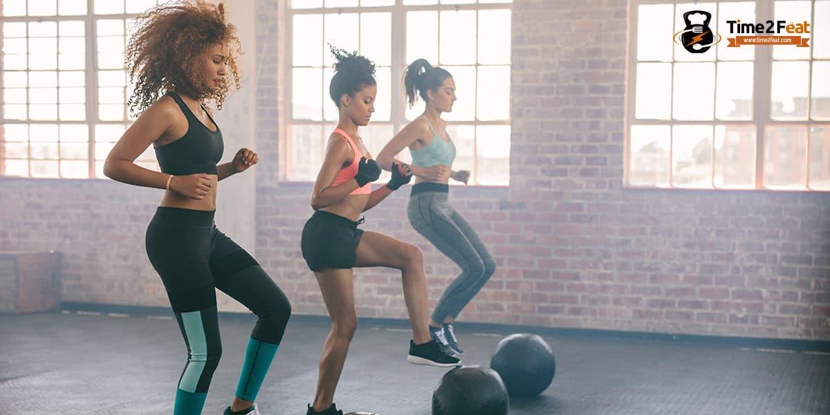 mejores clases colectivas gimnasio en grupo ejercicio entrenamiento efectivas hiit