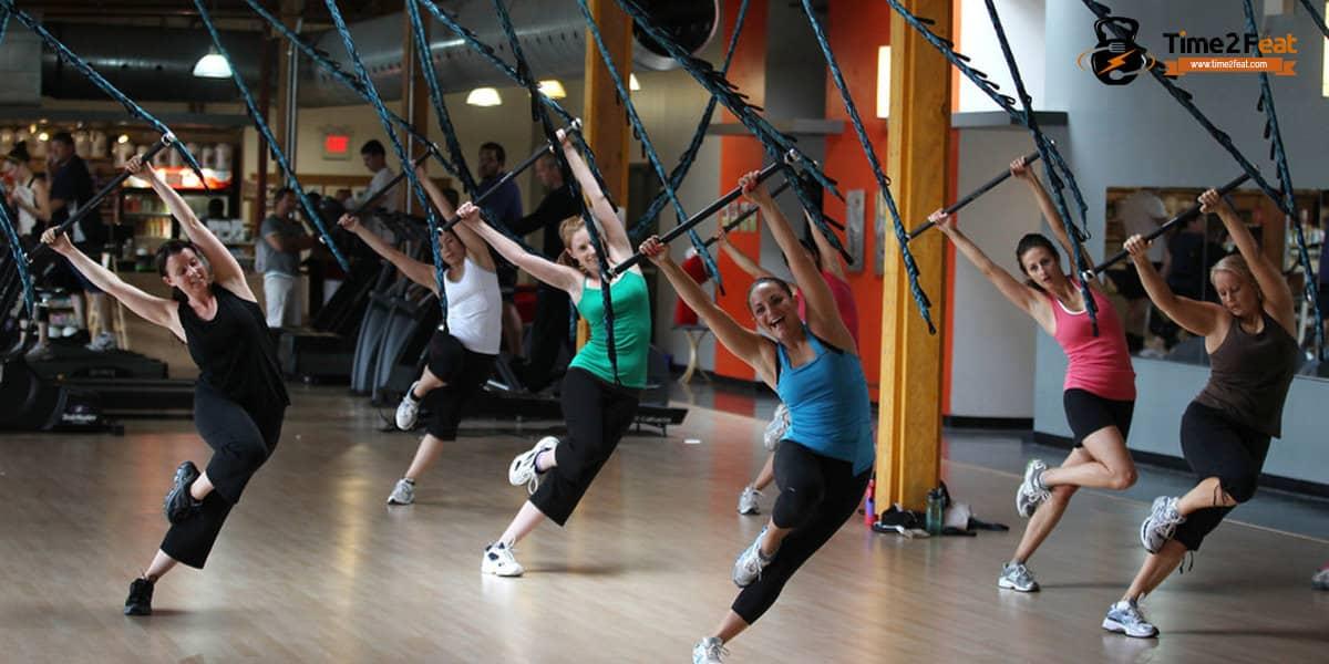mejores clases colectivas gimnasio en grupo ejercicio entrenamiento efectivas jukari