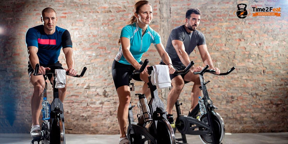mejores clases colectivas gimnasio en grupo ejercicio entrenamiento efectivas rpm cicloo indoor