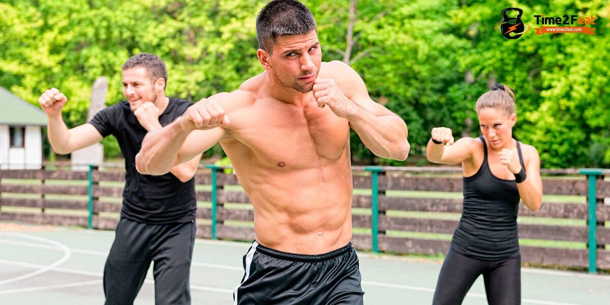 mejores clases colectivas gimnasio en grupo ejercicio entrenamiento efectivas taebo