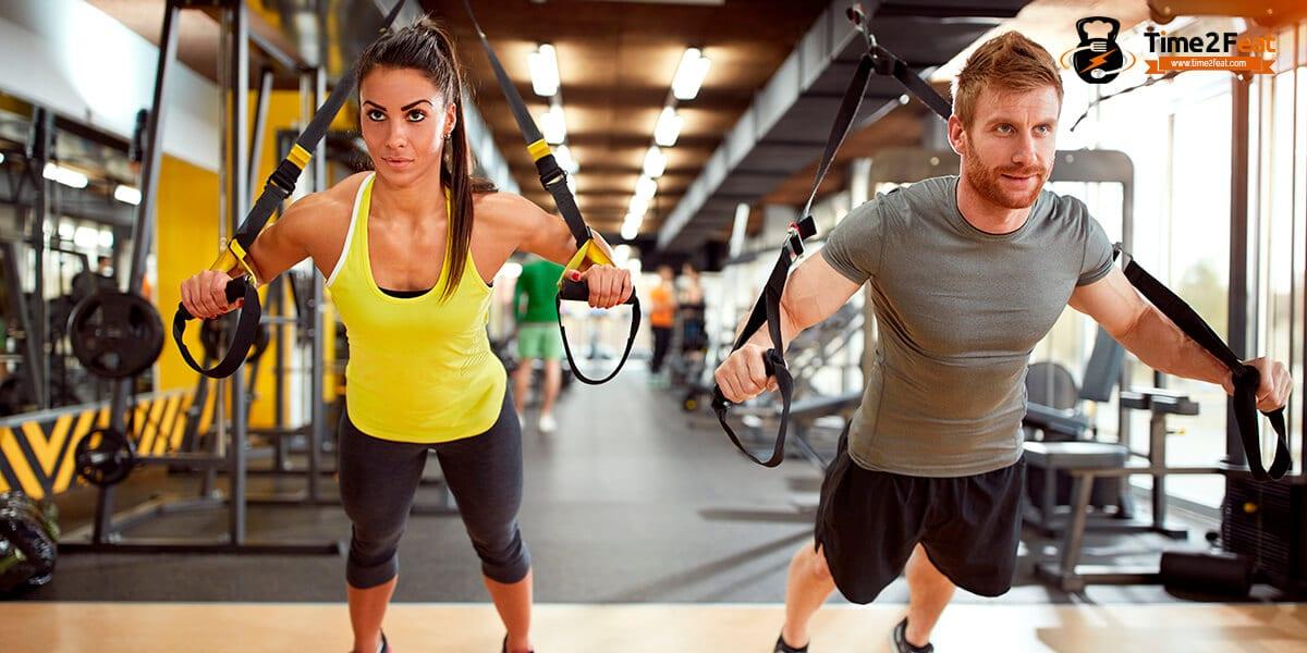 mejores clases colectivas gimnasio en grupo ejercicio entrenamiento efectivas trx