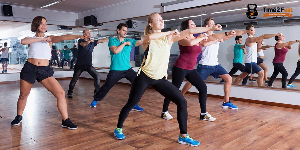 mejores clases colectivas gimnasio en grupo ejercicio entrenamiento efectivas zumba
