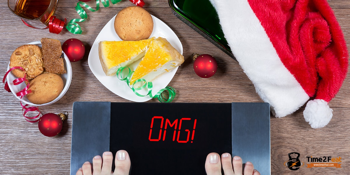 consejos trucos no engordar navidad