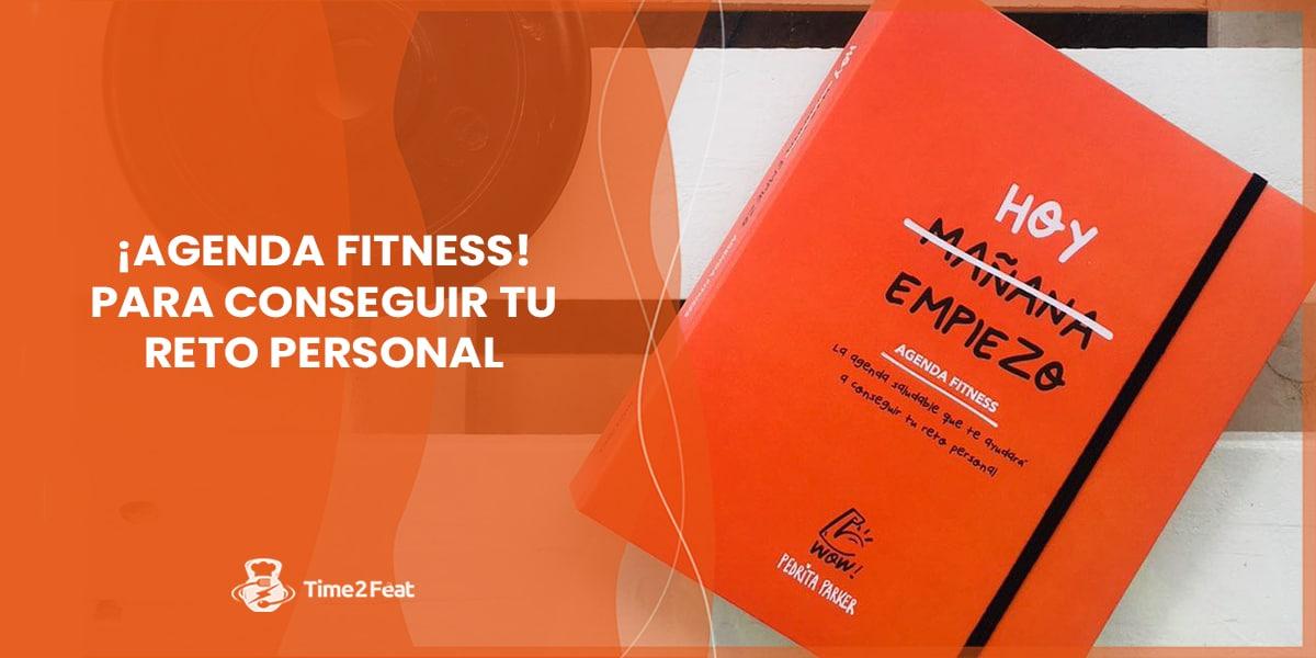 agenda fitness saludable entrenamiento dieta