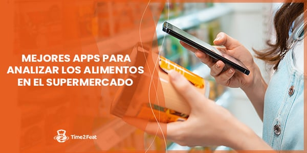 mejores aplicaciones apps leer analizar etiquetas nutricionales alimentos supermercado