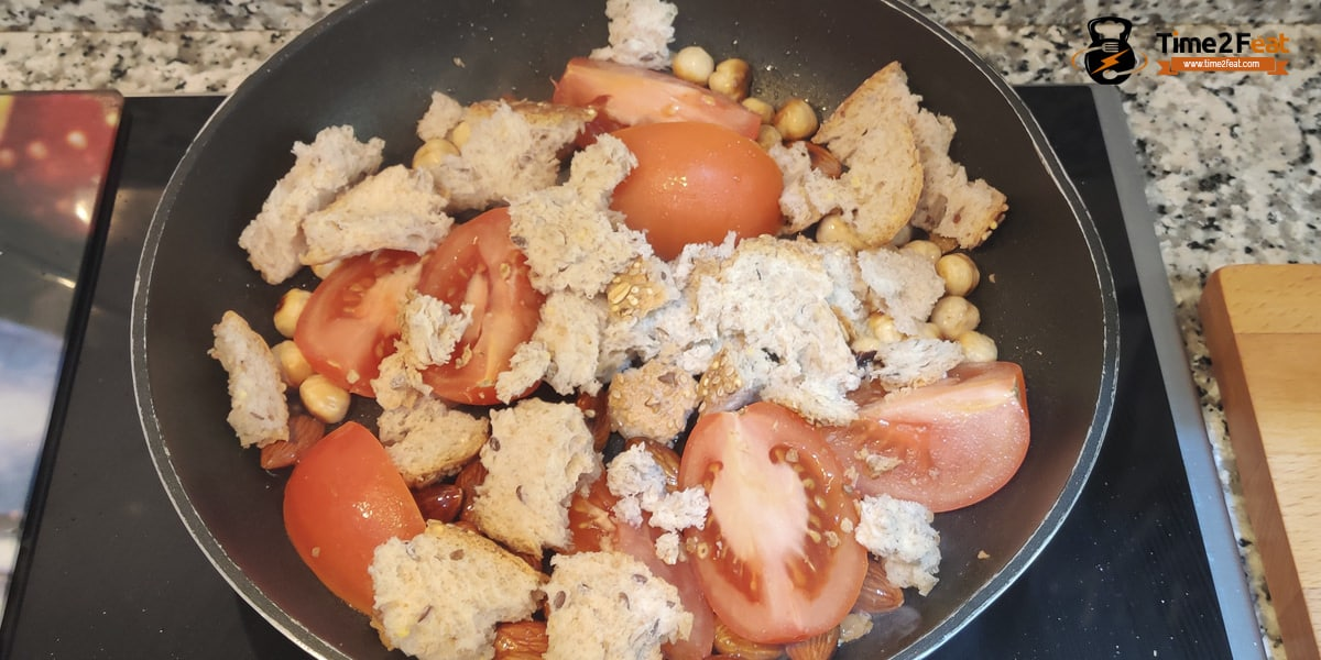 receta salsa romesco saludable