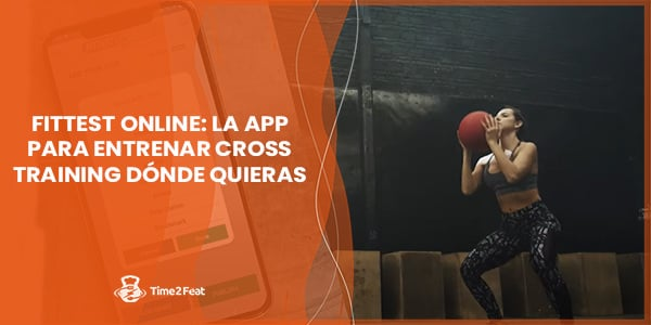 fittest online app cross training crossfit